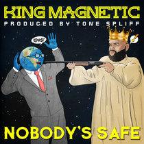 Nobody's Safe cover art