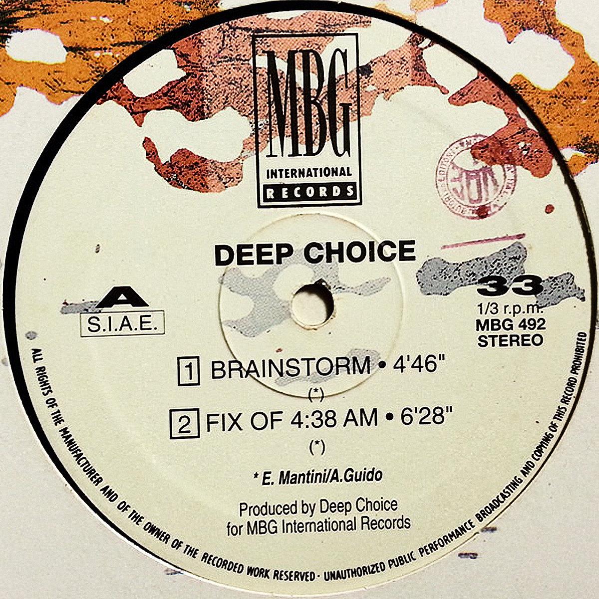 EP One - MBG492 | Enrico Manti...