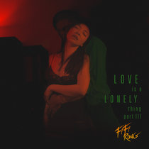 Love Is a Lonely Thing, Part 3 cover art