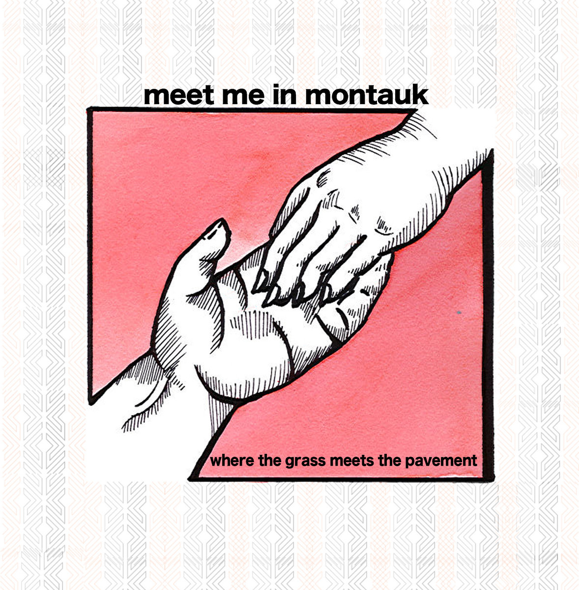 where the grass meets the pavement | meet me in montauk