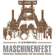 MASCHINENFEST 2016 COMPILATION cover art