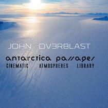 Antarctica Passages cover art