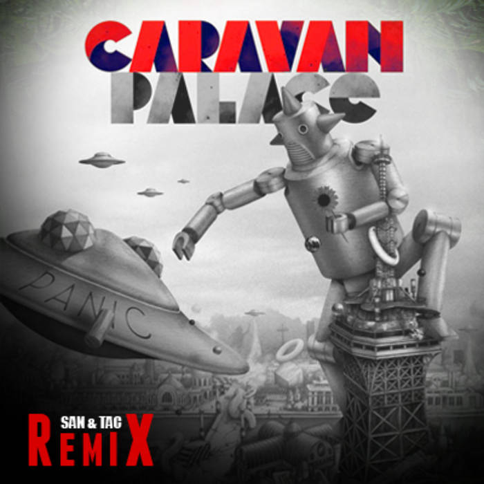Suzy caravan palace (remix) | san and tac.