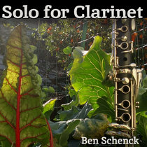 Solo for Clarinet cover art