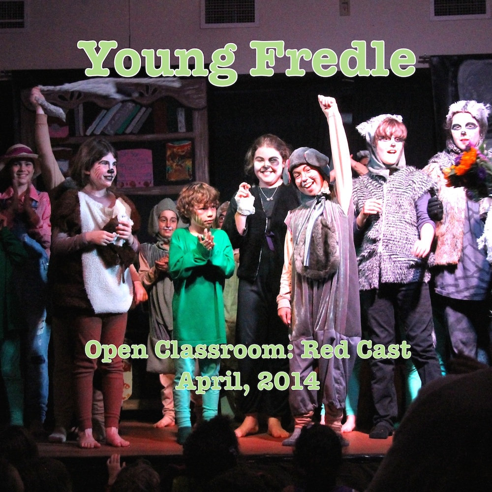 from Young Fredle Soundtrack - Red Cast by Red Cast - Open Classroom Players