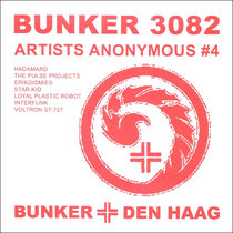 (Bunker 3082) Artists Anonymous #4 cover art