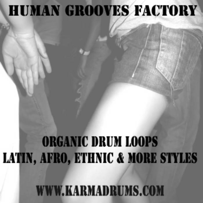 World Grooves, drum loops from the Planet Earth: rhythms in