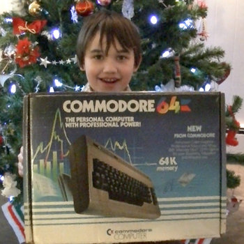 A Very Commodore 64 Christmas by Bedford Level Experiment