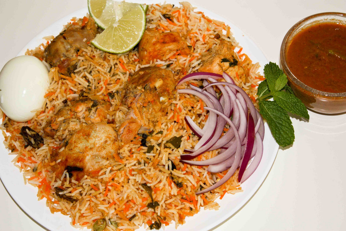 Chicken Biryani Urdu Recipe Pakistani Nemko Letolidejar
