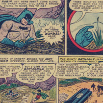 Quicksand Batman feat. One Be Lo & Bruce Leroy cover art