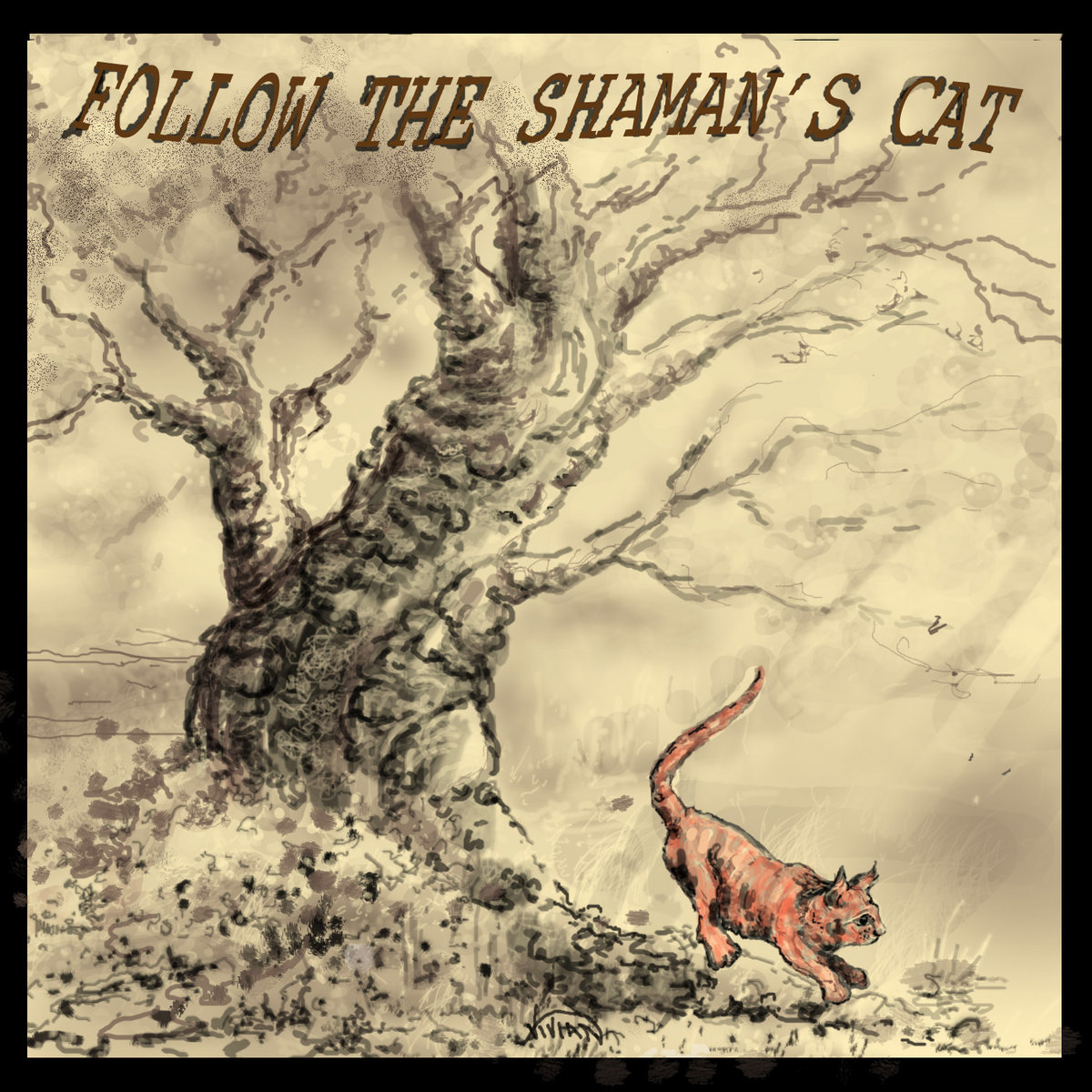 Follow the Shaman's Cat | Intergalactic Tea Company