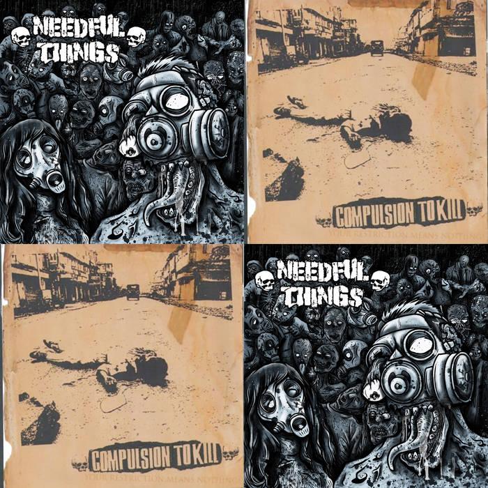NEEDFUL THINGS / COMPULSION TO KILL – Split