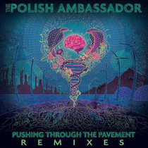 Pushing Through The Pavement (Remixes) cover art