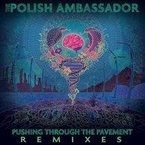 Pushing Through The Pavement (Remixes) cover art