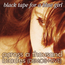 Across a thousand blades (demos+live) cover art