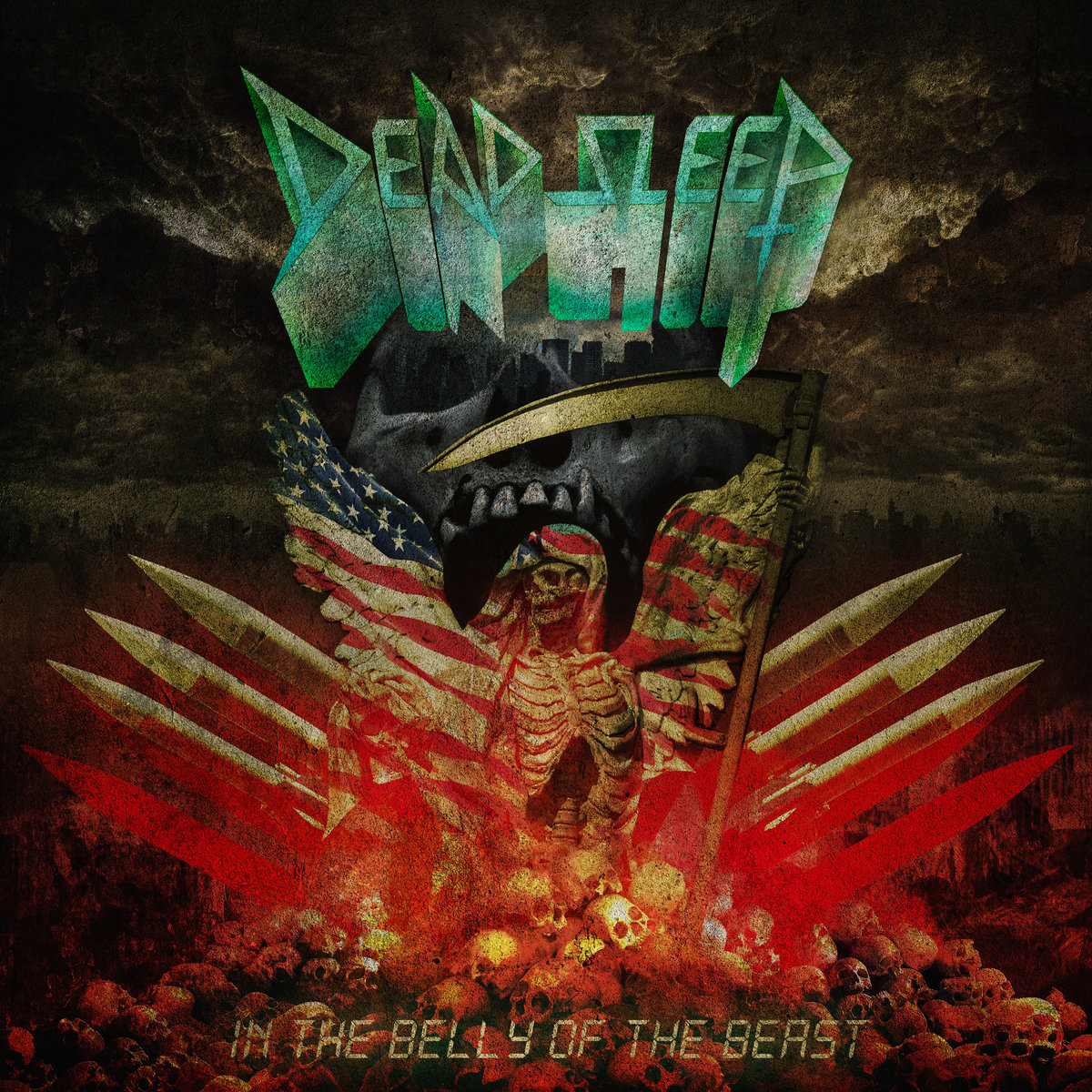 dead sleep debut album teaser dead sleep