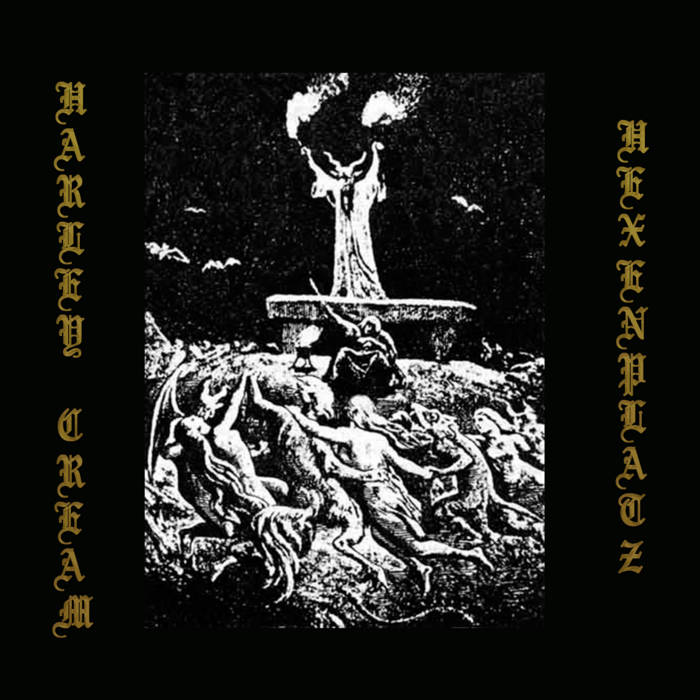 Harley Cream – Hexenplatz EP
