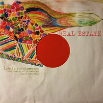 REAL ESTATE - live in the classroom (march 25th 2009) cover art
