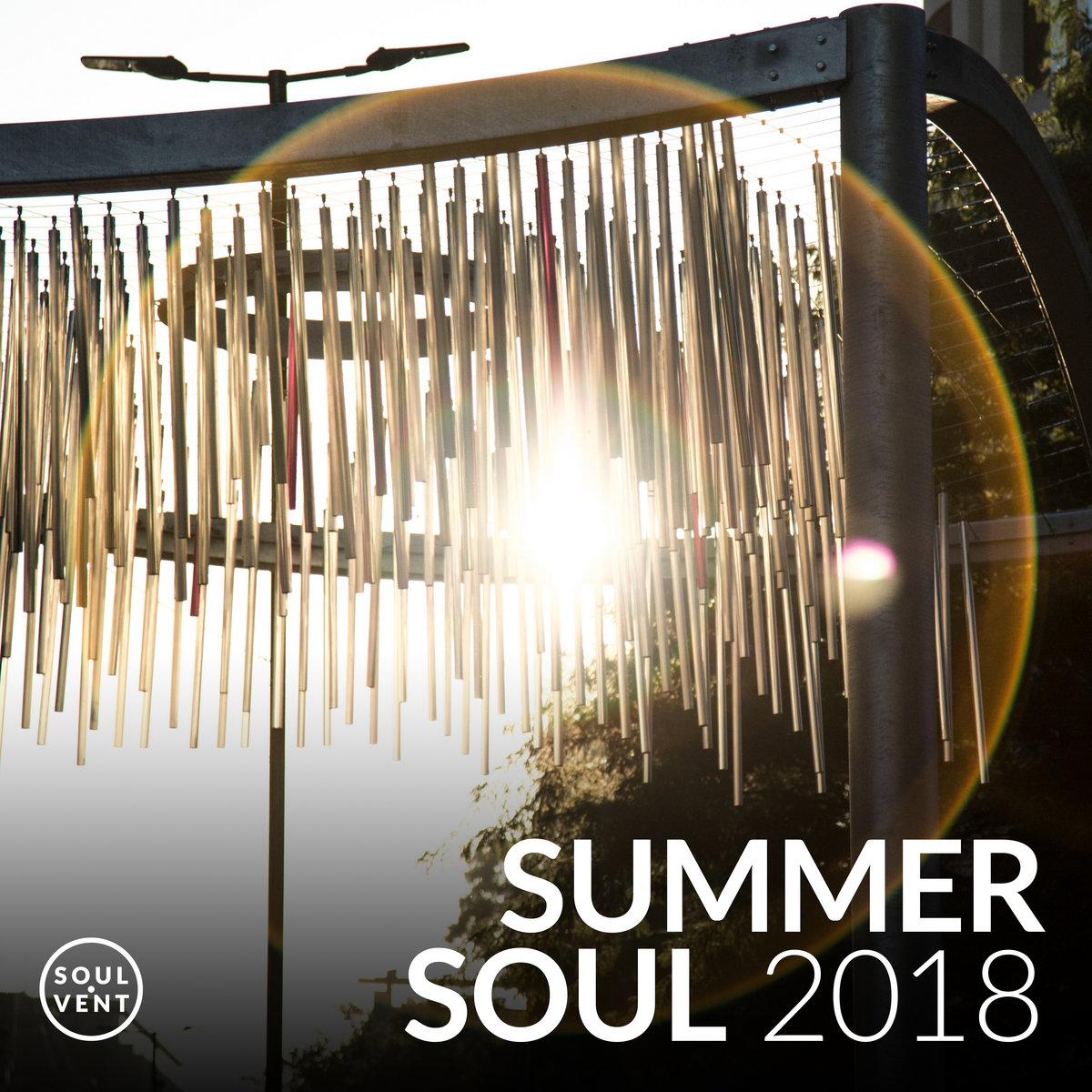 Summer Soul VA EP 2018 (SV045)   Soulvent Records