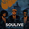 Soulive @ The Paradise 12.31.10 Cover Art