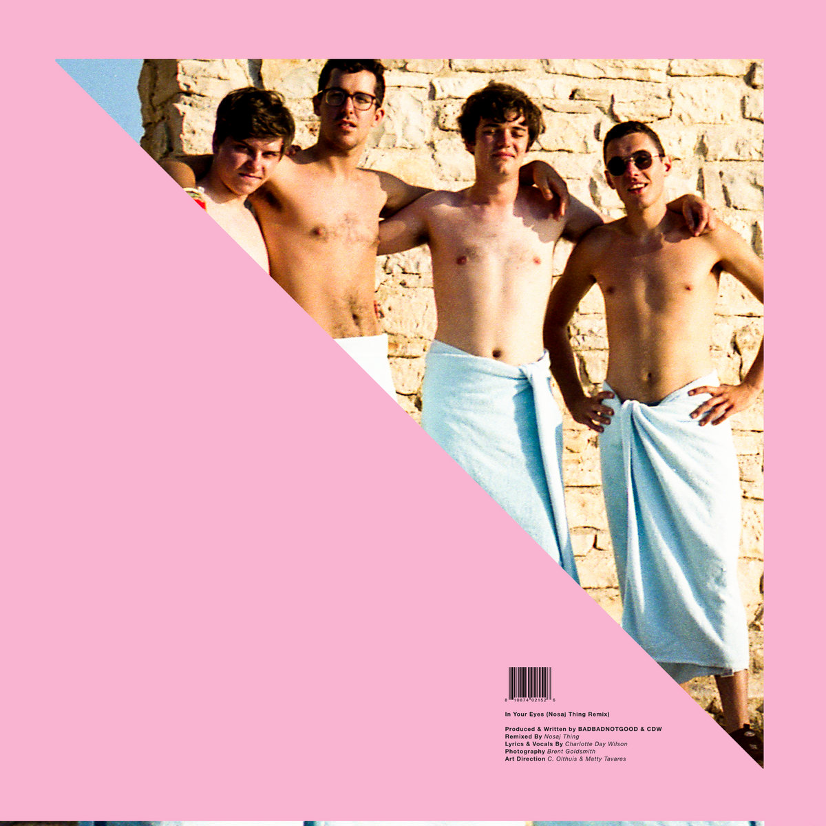 In Your Eyes (Feat  Charlotte Day Wilson) | BADBADNOTGOOD