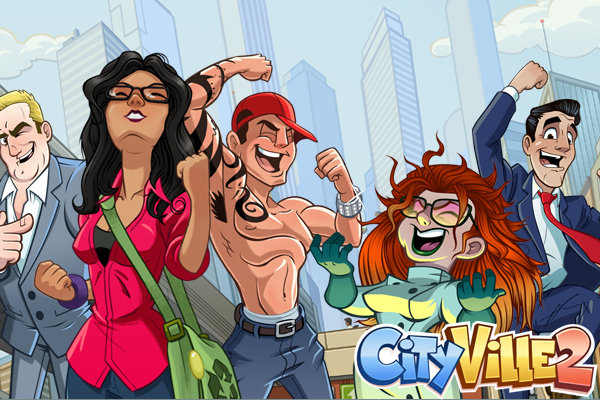 ⚡ Cityville free download