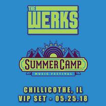 LIVE in VIP @ Summer Camp Music Festival - Chillicothe, IL 05.25.18 cover art