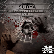 Surya - Evil EP{MOCRCYD018} cover art