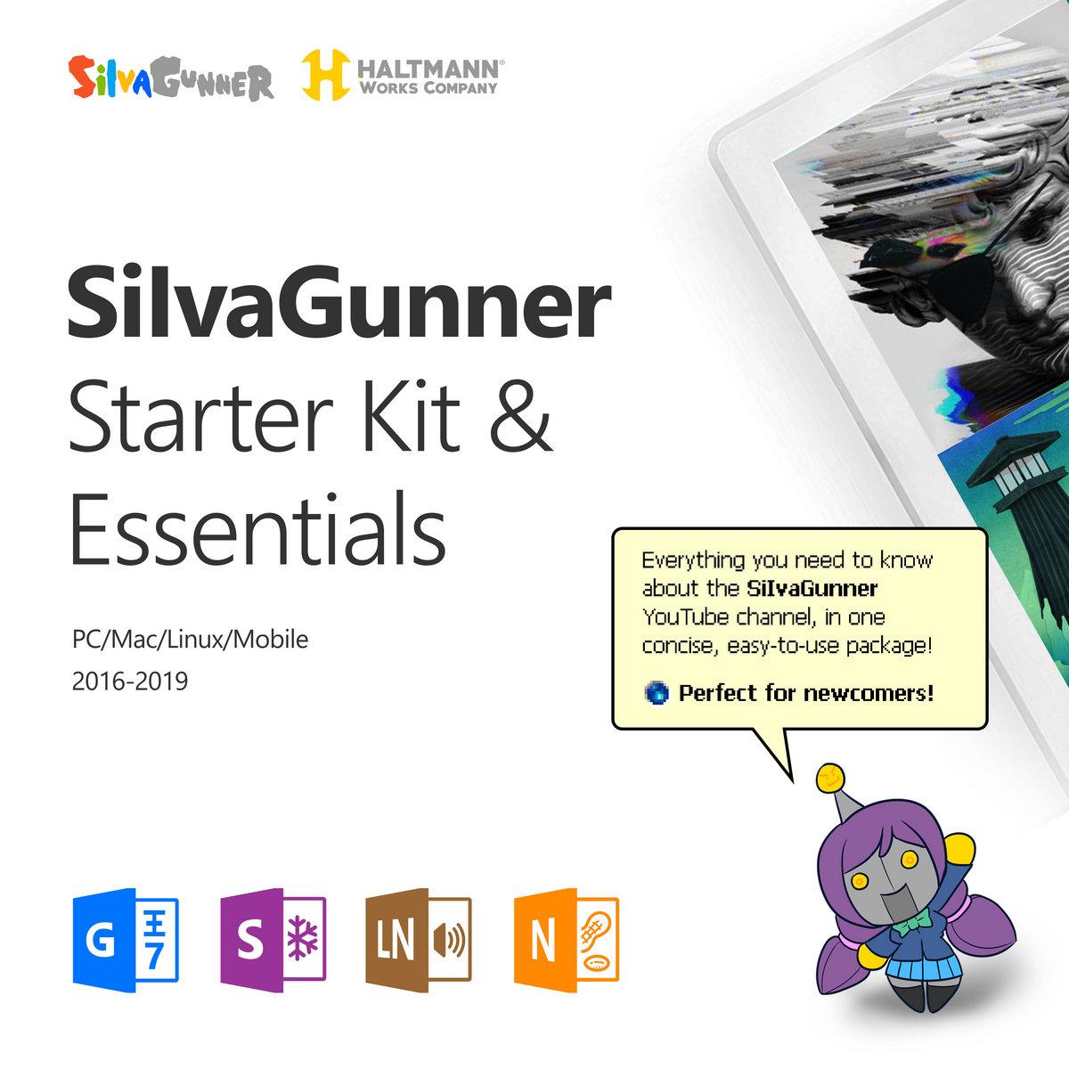 SiIvaGunner: Starter Kit & Essentials   GilvaSunner