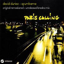 David Duriez - Afumkame [remastered + unreleased breaks mix] cover art