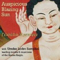 Auspicious Blazing Sun cover art