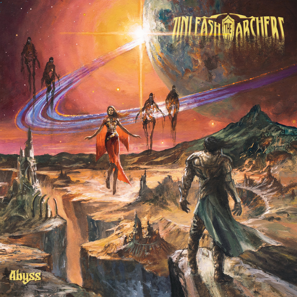 Abyss | Unleash The Archers