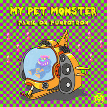 Panic on Funkotron cover art