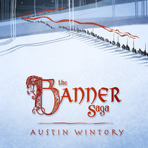 The Banner Saga cover art