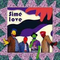 Simé Love cover art