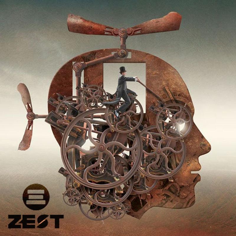 Zest - Late Walk (2016)