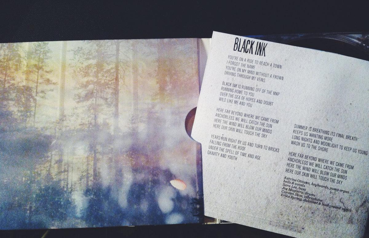 Black Ink (off Where The River Turns Black, 2012) | CALLmeKAT