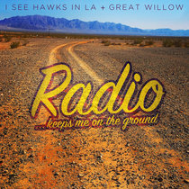 Radio Keeps Me On The Ground cover art
