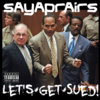 Let's Get Sued! Cover Art