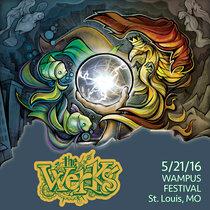 LIVE @ Wampus Festival - St. Louis, MO 5/21/16 cover art