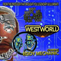 Westworld cover art