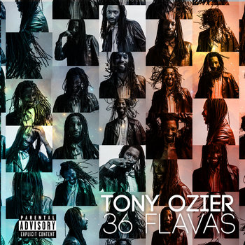 36 Flavas by Tony Ozier