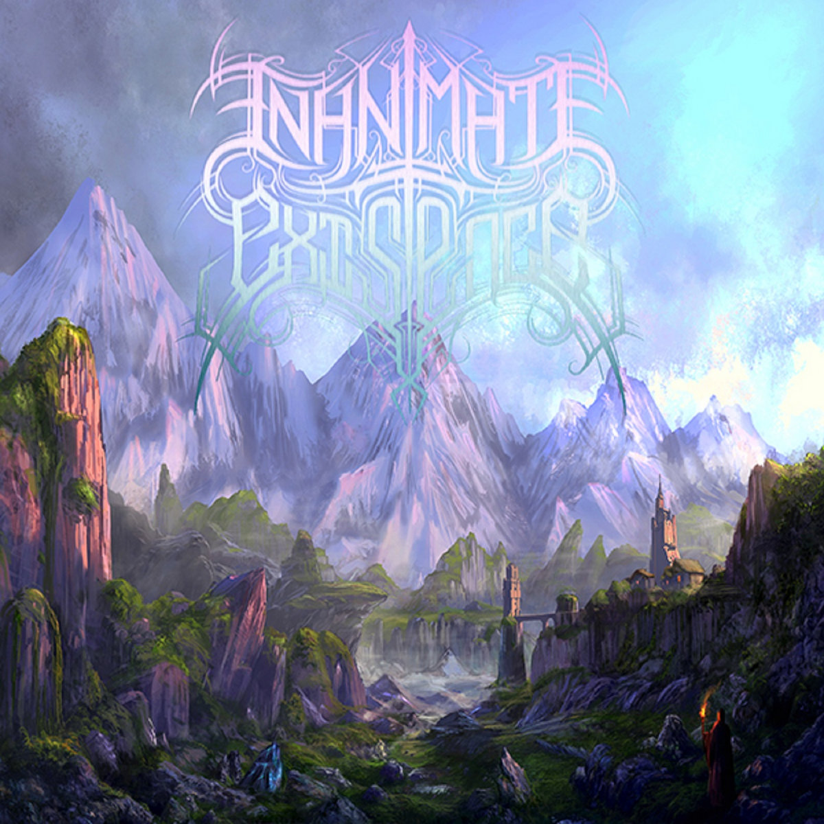 INANIMATE EXISTENCE - A Never-Ending Cycle Of Atonement (Album, 2014)