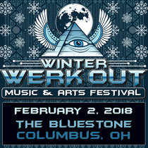 LIVE @ The Winter Werk Out - Columbus, OH 02.02.18 cover art