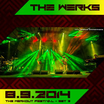 8.9.2014 - Live at The Werk Out Festival - Set 2 cover art