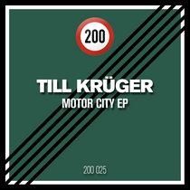 Motor City EP cover art
