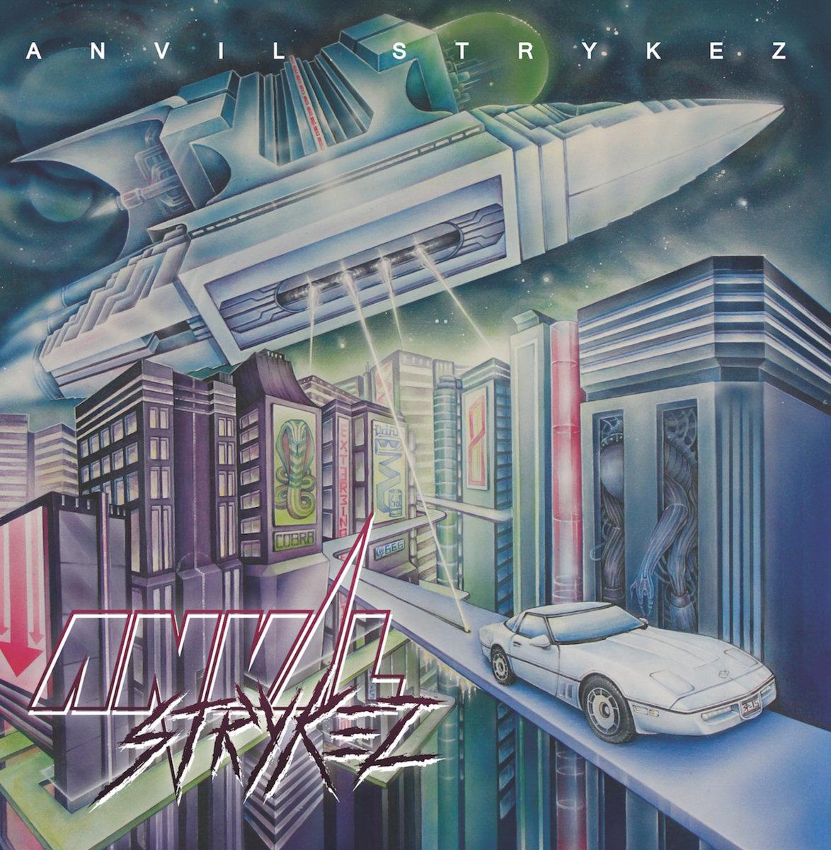 ANVIL STRYKEZ - Anvil Strykez (CD)