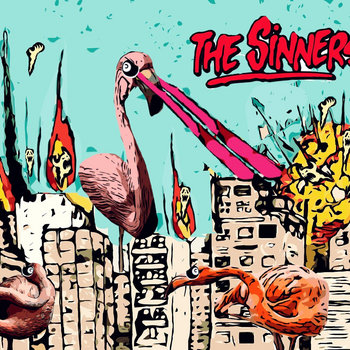 Dirty Pink Flamingo by The Sinners