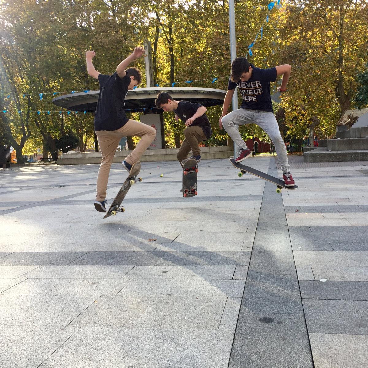 Pola De Laviana Mapa.Skaters Pola De Laviana Binaural Mapa Sonoru