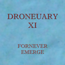 Droneuary XI - Emerge cover art